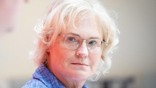 Neue Justizministerin - Christine Lambrecht