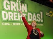 Claudia Roth Grüne Parteitag, dpa