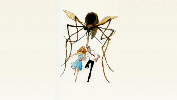 Mücken für Digital