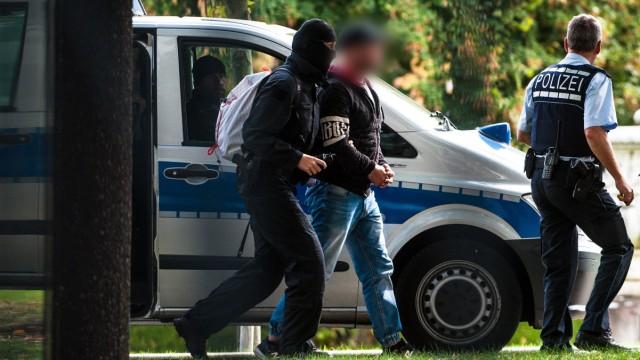 """Generalbundesanwalt erhebt Anklage gegen ´Revolution Chemnitz"""""""