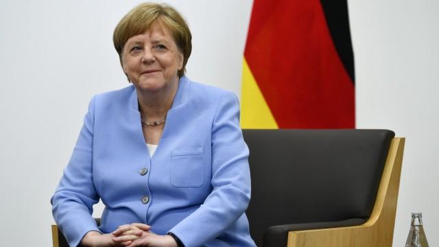 Bundesregierung Angela Merkel