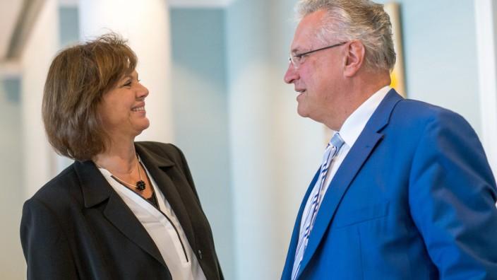 Aigner und Herrmann vor Wiederwahl als CSU-Bezirkschefs