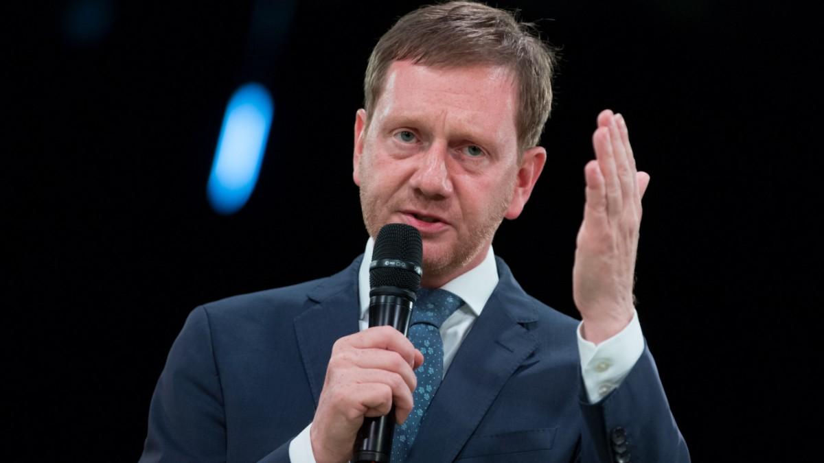 Sachsen-CDU: Kretschmer gegen Rechts