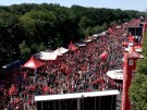 Zehntausende auf der IG-Metall-Demo in Berlin (Vorschaubild)