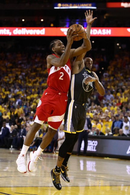 2019 NBA Finals - Game Six