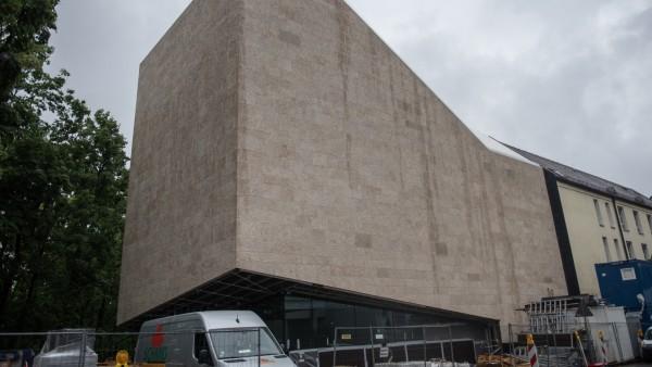 Baustelle Sudetendeutsches Museum