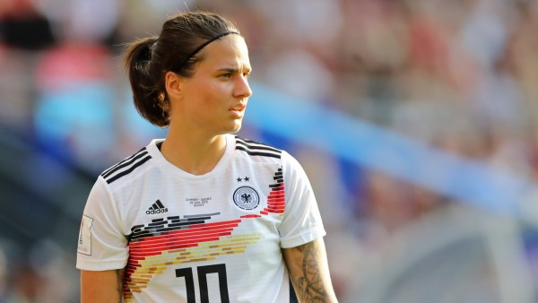 Germany v Sweden: Quarter Final  - 2019 FIFA Women's World Cup France