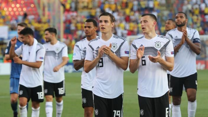 U-21 - Deutschland - Rumänien