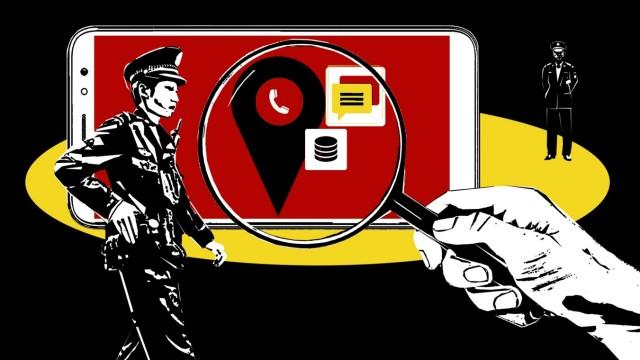 china handy spionage software
