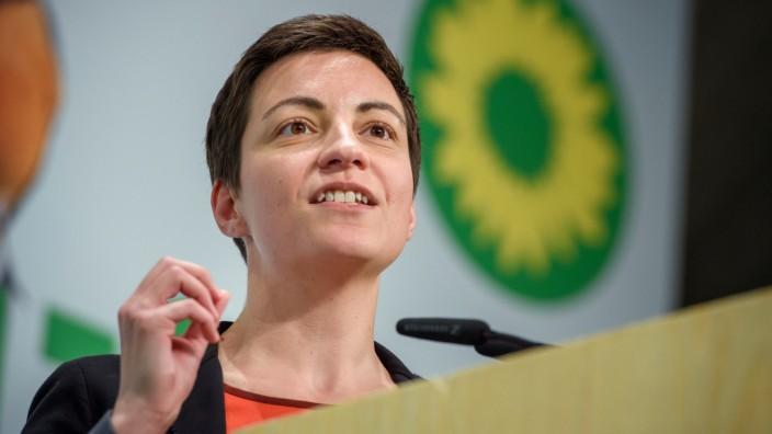Grünen-Politikerin Keller will Präsidentin des EU-Parlaments werd