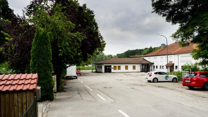 ATSV Parkplatz Kirchseeon