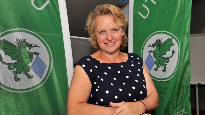 Utting: GAL Bürgermeisterkandidatin Renate Standfest