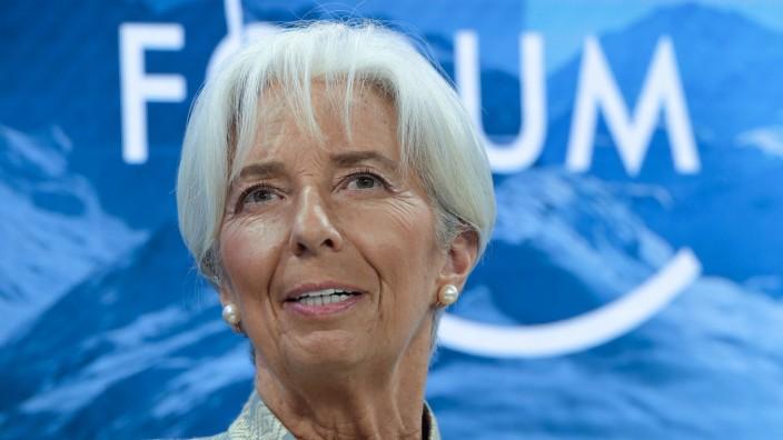 Christine Lagarde als EZB-Chefin: Die Grande Dame