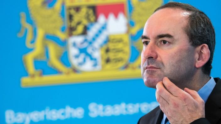 Bayerns Wirtschaftsminister Hibert Aiwanger