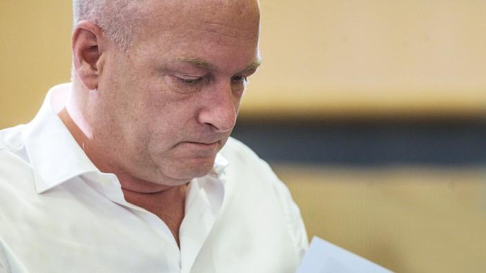 Prozess gegen suspendierten Regensburger Oberbürgermeister