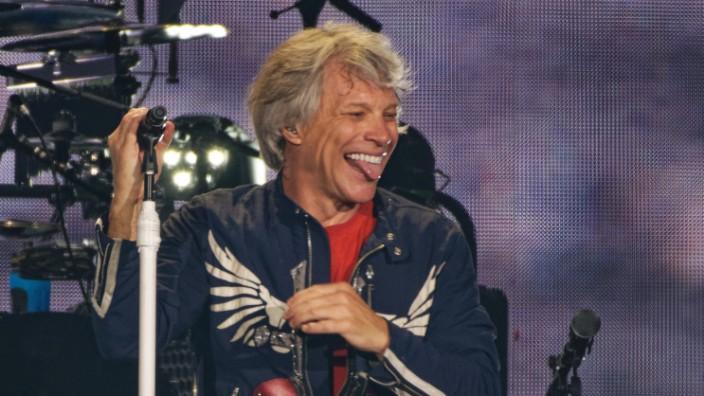 Bon Jovi in Düsseldorf
