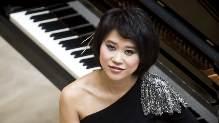 Yuja Wang presents new album