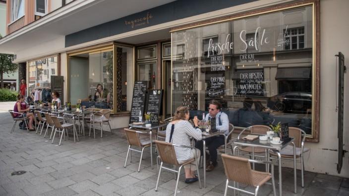 Tagescafé Schwabing