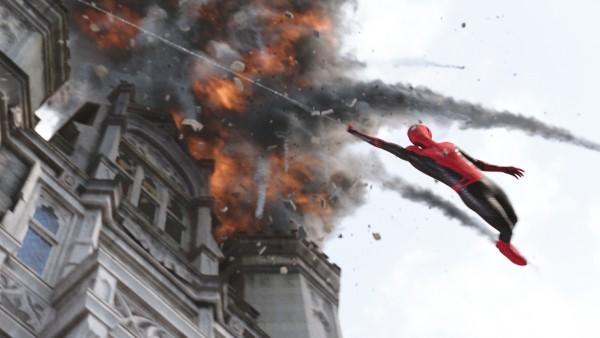 zum neuen Spiderman Film
