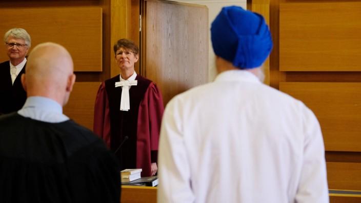 Bundesverwaltungsgericht tagt wegen Helmpflicht
