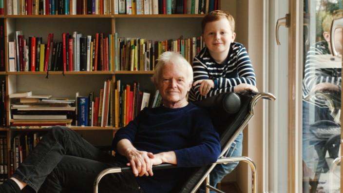 Werner Holzwarth und sein Sohn Tim