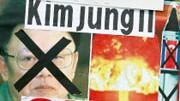 Proteste in Südkorea, dpa