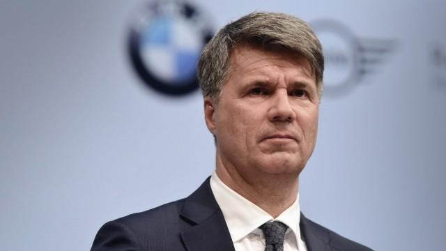 Deutschland Muenchen 20 03 2019 Harald Krueger Vorstandsvorsitzender der BMW Group waehrend der