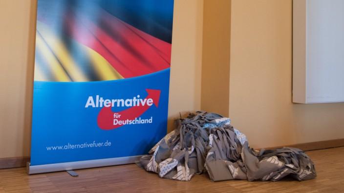 Landesparteitag der AfD Sachsen 2019