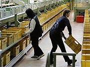 Postmitarbeiter; ddp