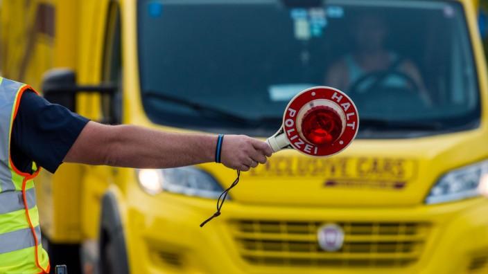 Pk zu Bilanz des ersten Jahres der Bayerischen Grenzpolizei