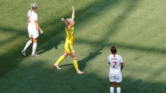 Women's World Cup - Third Place Play Off - England v Sweden