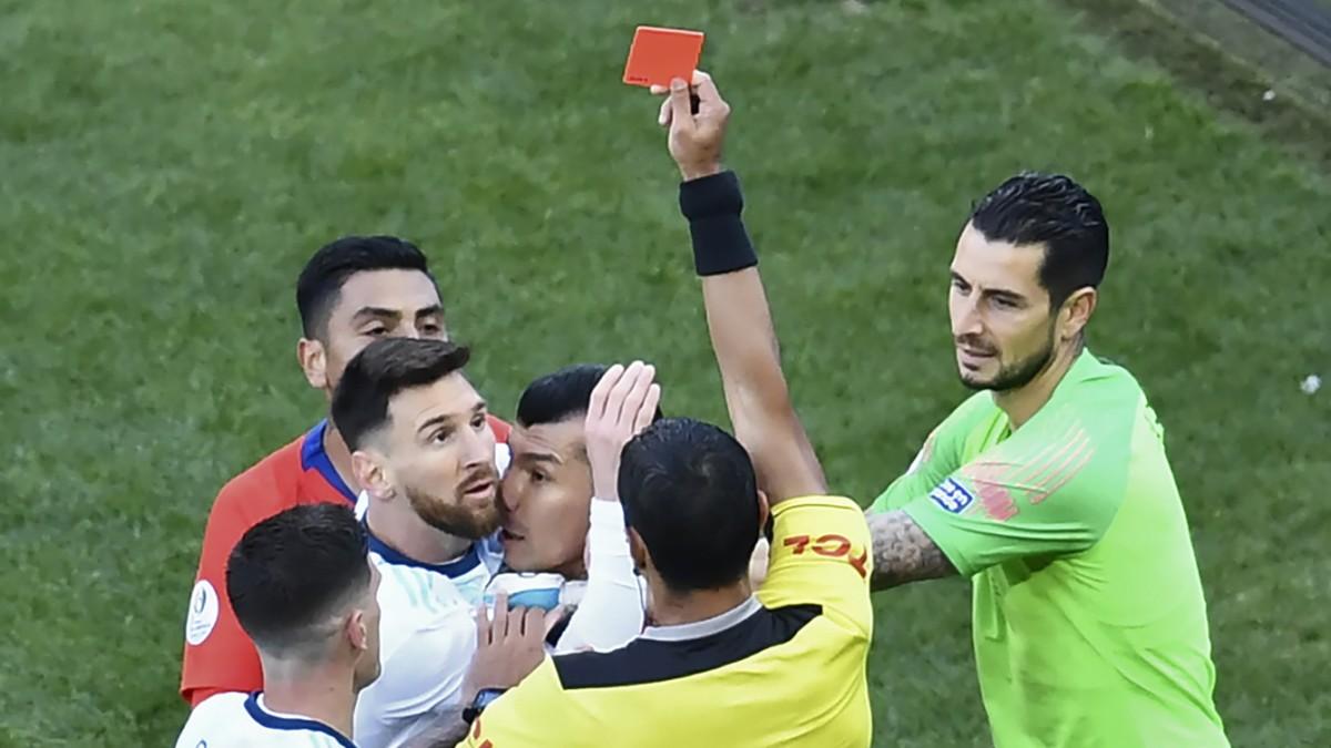 Messi wütet wie Maradona