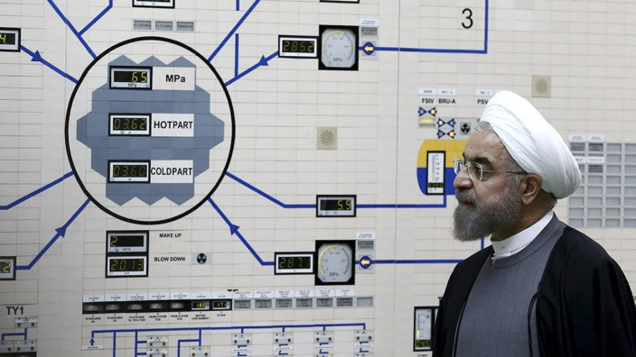 Atomabkommen mit dem Iran droht Rückschlag