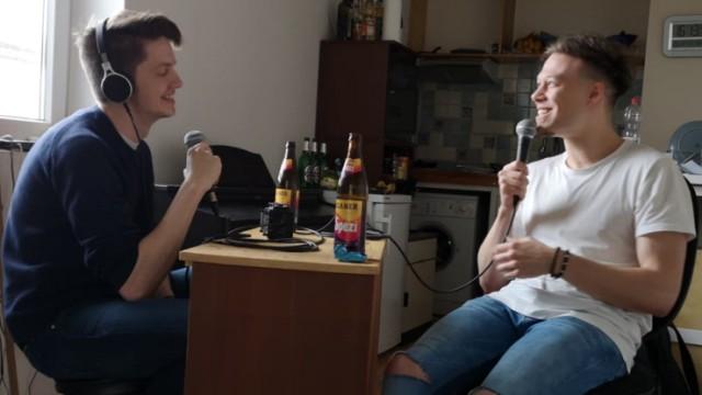 Süddeutsche Zeitung München Arbeitsleben, Drinks und Sex