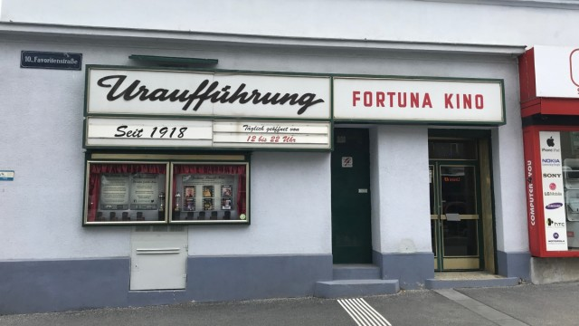 Leben und Gesellschaft Wiens letztes Erotik-Kino