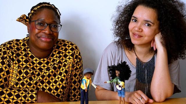 Gründerinnen Onlineshop Tebalou. Vielfalt im Kinderzimmer