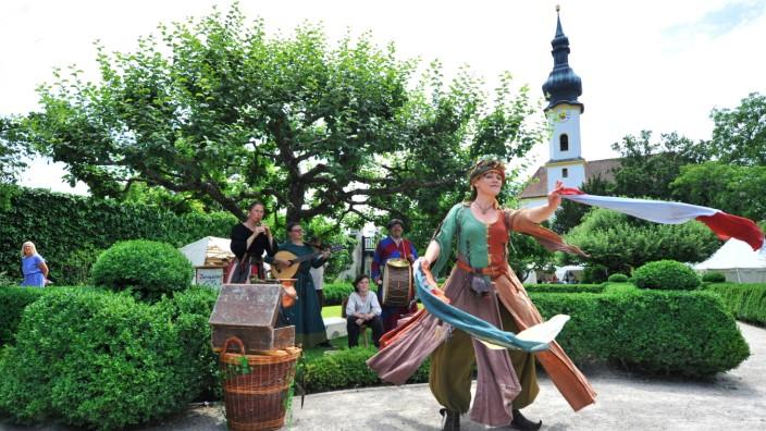 Starnberg: Schloßgartenfest