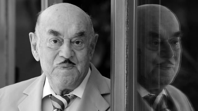 Artur Brauner feiert 95. Geburtstag