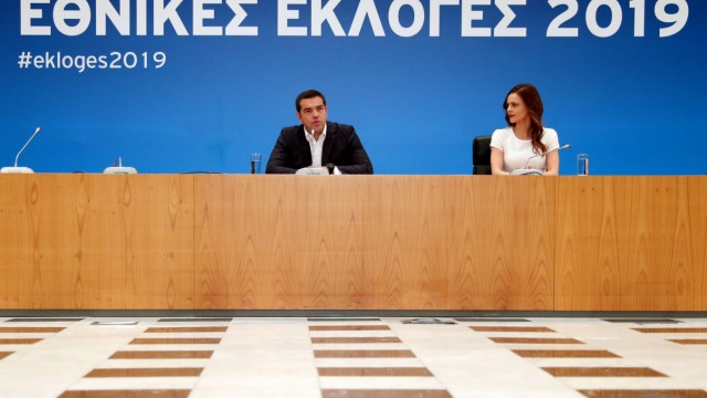 General election in Greece