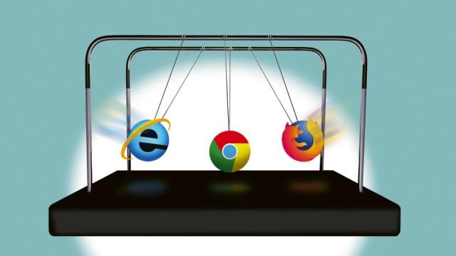 Krieg der Browser