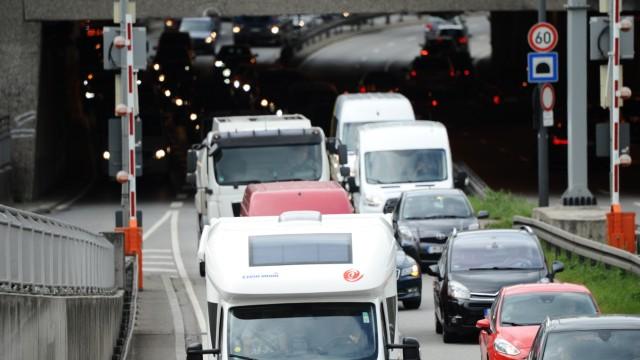 Verkehr in München Nahverkehr in München