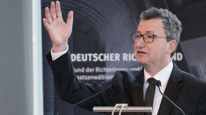 Jens Gnisa, Vorsitzender des Deutschen Richterbunds, 2019 in Berlin