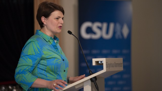 Aufstellung des CSU-Landratskandidaten Fürstenfeldbruck 2019