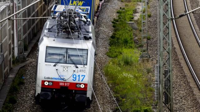 Bahnlärm, Lärmschutz, Bahn