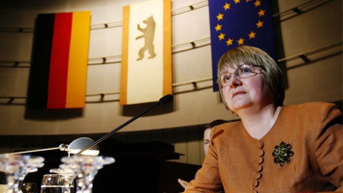 Vera Lengsfeld 2006 im Berliner Abgeordnetenhaus