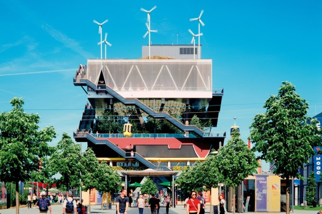 Expo 2000, Hannover