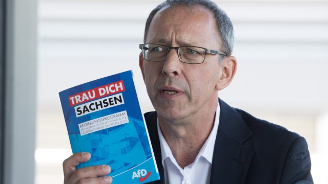 Pk AfD Sachsen