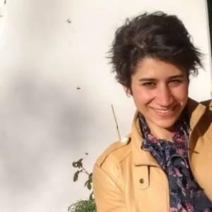 Portrait  Sara Maria Behbehani