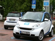 Car2go-Projekt in Ulm