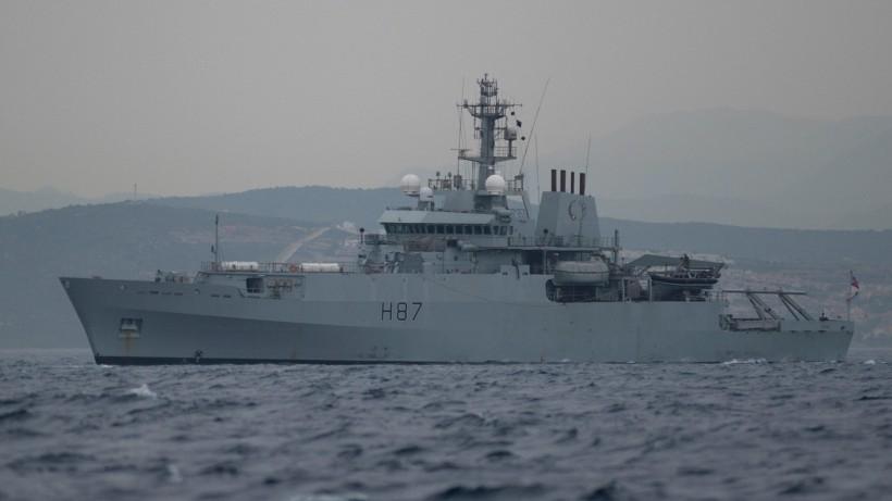 Iran soll versucht haben, britischen Tanker zu stoppen